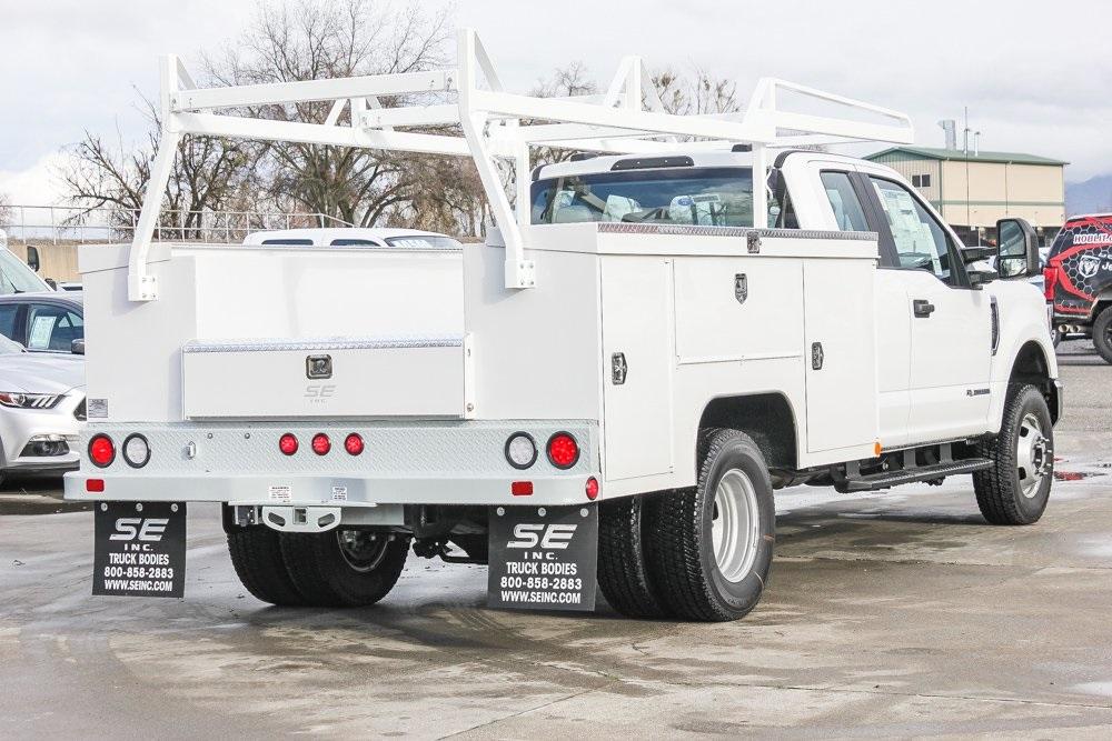 2021 Ford F-350 Super Cab DRW 4x4, Scelzi Service Body #F14562C - photo 1