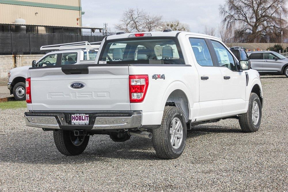2021 Ford F-150 SuperCrew Cab 4x4, Pickup #F14607 - photo 1