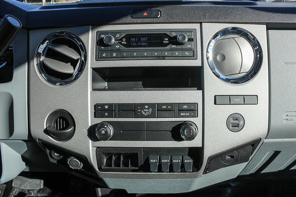 2021 Ford F-650 Regular Cab DRW 4x2, Scelzi WFB Stake Bed #F14618C - photo 11