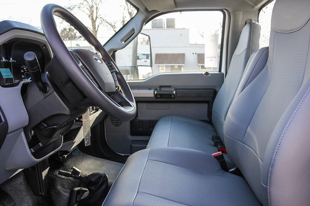 2021 Ford F-650 Regular Cab DRW 4x2, Scelzi WFB Stake Bed #F14618C - photo 15
