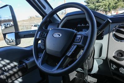 2021 Ford F-650 Regular Cab DRW 4x2, Scelzi WFB Stake Bed #F14618C - photo 13