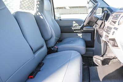 2021 Ford F-650 Regular Cab DRW 4x2, Scelzi WFB Stake Bed #F14618C - photo 14