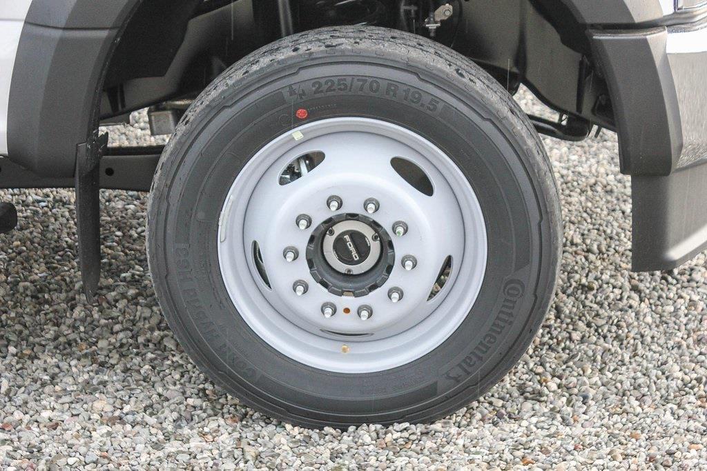 2021 Ford F-550 Regular Cab DRW 4x4, Scelzi Dump Body #F14662C - photo 10