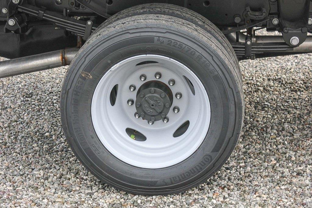 2021 Ford F-550 Regular Cab DRW 4x4, Scelzi Dump Body #F14662C - photo 11