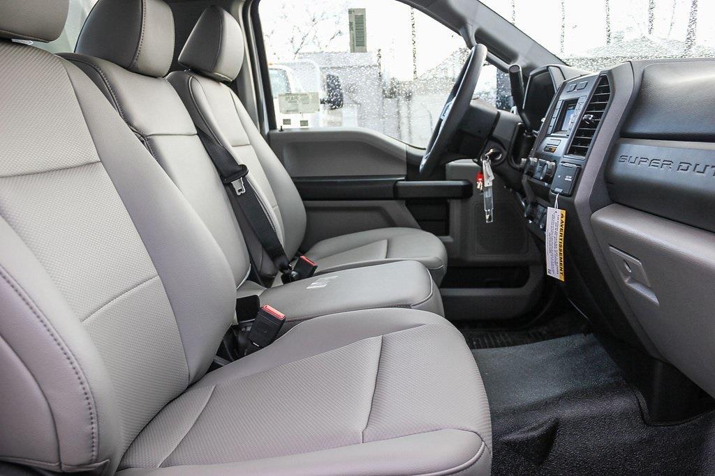 2021 Ford F-550 Regular Cab DRW 4x4, Scelzi Dump Body #F14662C - photo 15