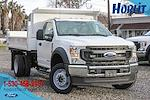 2021 Ford F-550 Regular Cab DRW 4x4, Scelzi Dump Body #F14662C - photo 1