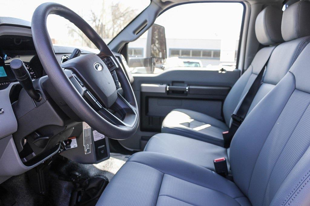 2021 Ford F-650 Regular Cab DRW 4x2, Enoven E-Series Dump Body #F14687C - photo 14