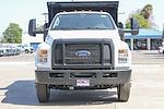 2021 Ford F-650 Regular Cab DRW 4x2, Enoven E-Series Dump Body #F14687C - photo 3