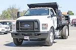 2021 Ford F-650 Regular Cab DRW 4x2, Enoven E-Series Dump Body #F14687C - photo 4