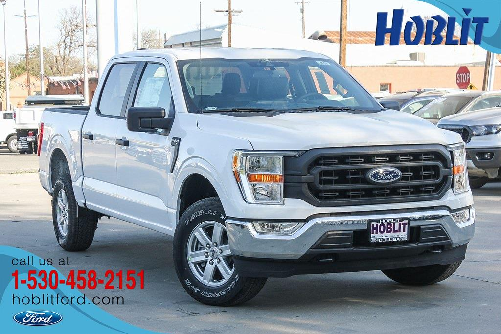 2021 Ford F-150 SuperCrew Cab 4x4, Pickup #F14699 - photo 1