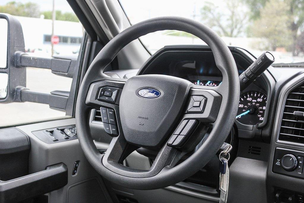 2021 Ford F-350 Super Cab 4x4, Harbor TradeMaster Service Body #F14717C - photo 14
