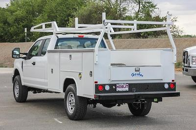 2021 Ford F-350 Super Cab 4x4, Harbor TradeMaster Service Body #F14717C - photo 5
