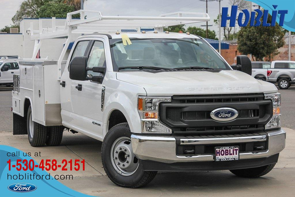 2021 Ford F-350 Crew Cab DRW 4x2, Combo Body #F14718C - photo 1