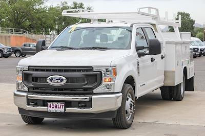 2021 Ford F-350 Crew Cab DRW 4x2, Combo Body #F14718C - photo 4