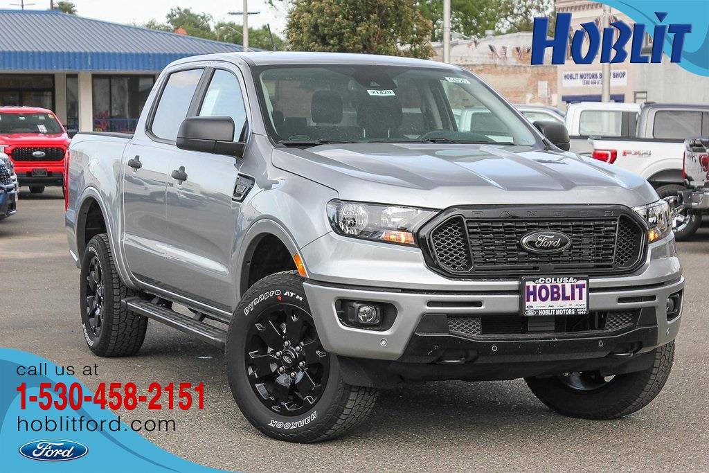 2021 Ford Ranger SuperCrew Cab 4x4, Pickup #F14725 - photo 1