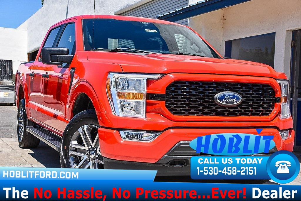 2021 Ford F-150 SuperCrew Cab 4x4, Pickup #F14728 - photo 1