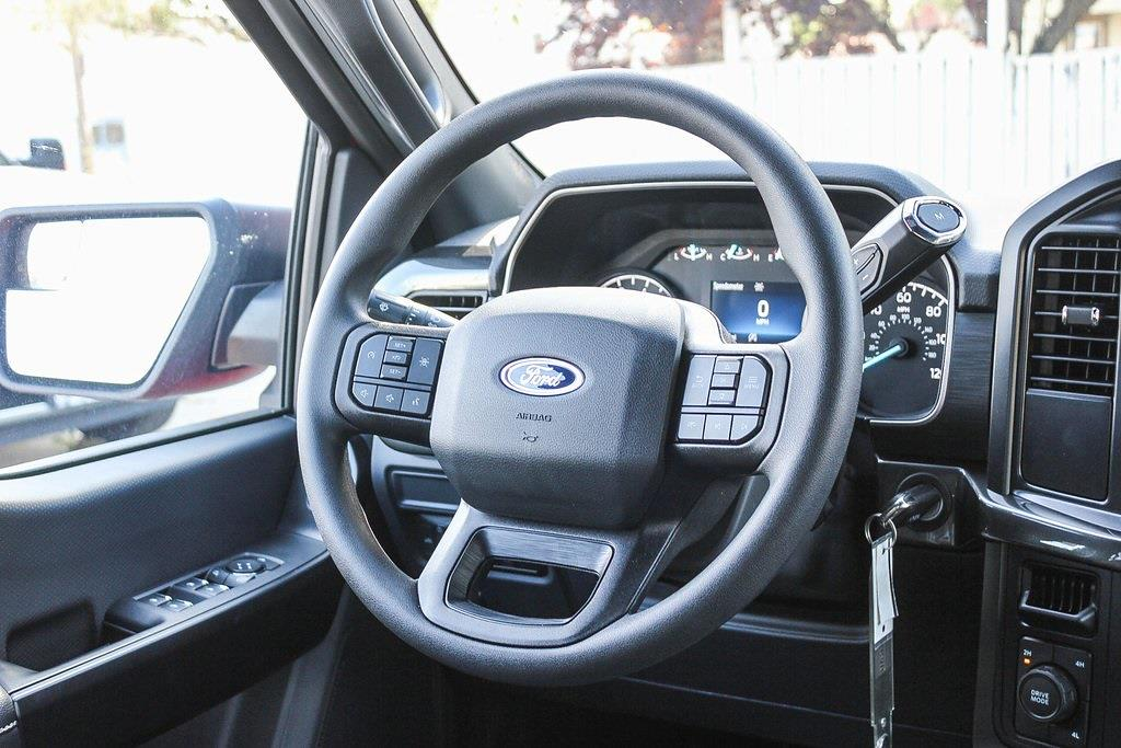 2021 Ford F-150 SuperCrew Cab 4x4, Pickup #F14728 - photo 15