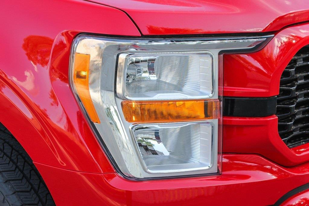 2021 Ford F-150 SuperCrew Cab 4x4, Pickup #F14728 - photo 7