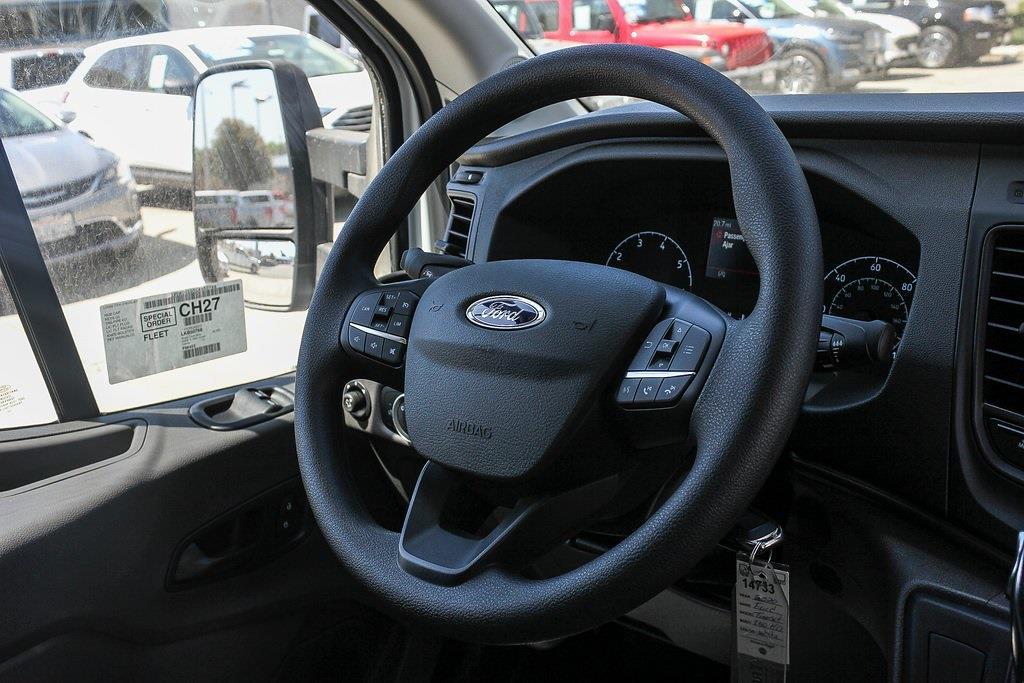 2020 Ford Transit 350 HD DRW 4x2, Royal Truck Body RSV Service Body #F14733C - photo 13