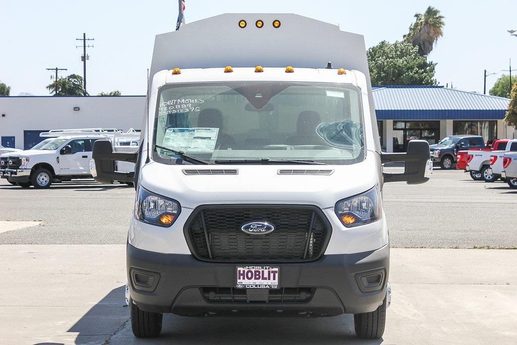 2020 Ford Transit 350 HD DRW 4x2, Royal Truck Body RSV Service Body #F14733C - photo 3