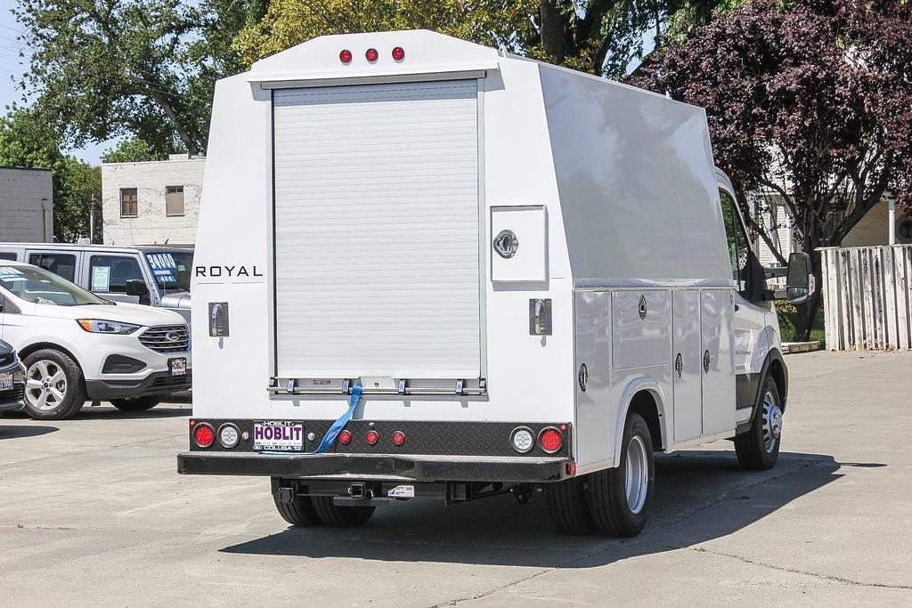 2020 Ford Transit 350 HD DRW 4x2, Royal Truck Body Service Body #F14733C - photo 1