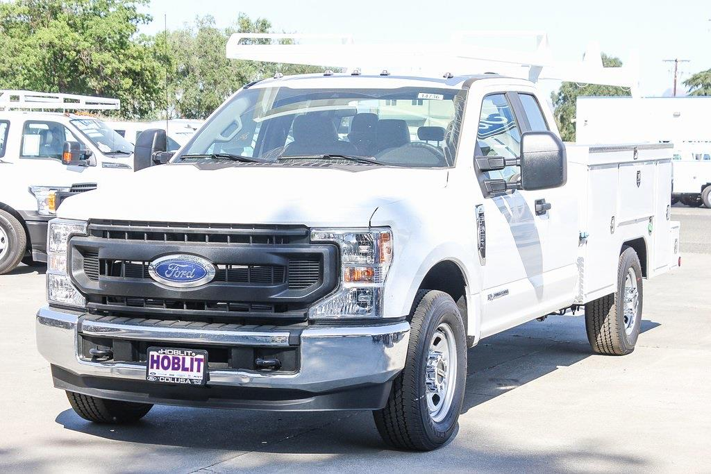 2021 Ford F-350 Super Cab 4x2, Scelzi Signature Service Body #F14736C - photo 4
