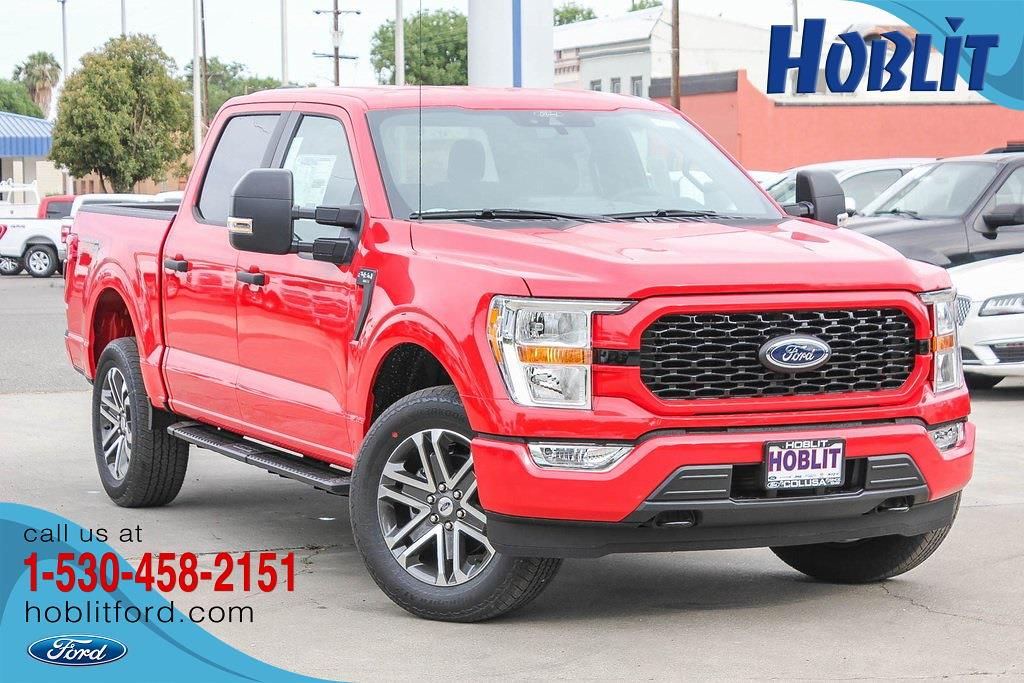 2021 Ford F-150 SuperCrew Cab 4x4, Pickup #F14750 - photo 1