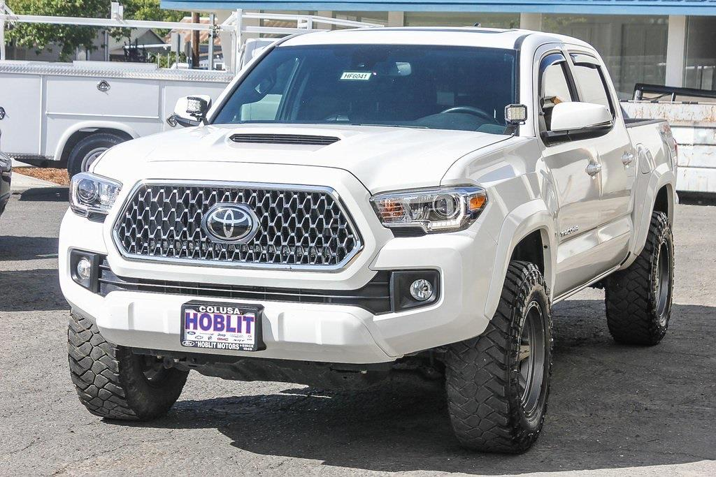 2019 Toyota Tacoma Double Cab 4x4, Pickup #HF6041 - photo 5