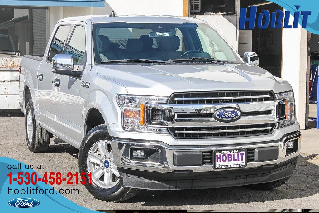 2019 Ford F-150 SuperCrew Cab 4x2, Pickup #HF6043 - photo 1
