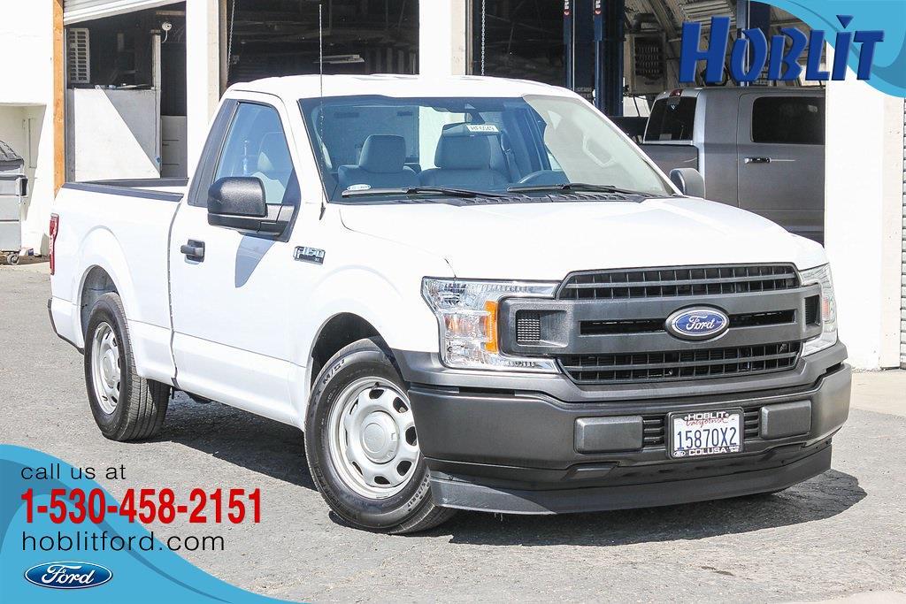 2020 Ford F-150 Regular Cab 4x2, Pickup #HF6049 - photo 1