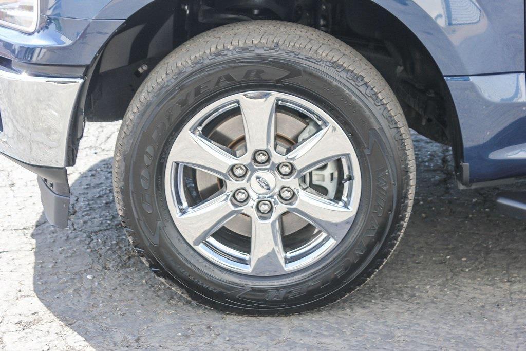2018 Ford F-150 SuperCrew Cab 4x2, Pickup #HF6050 - photo 9