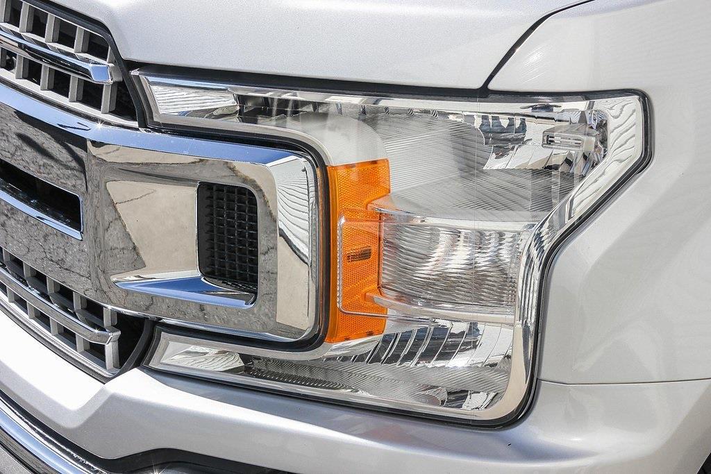 2018 Ford F-150 SuperCrew Cab 4x2, Pickup #HF6051 - photo 7