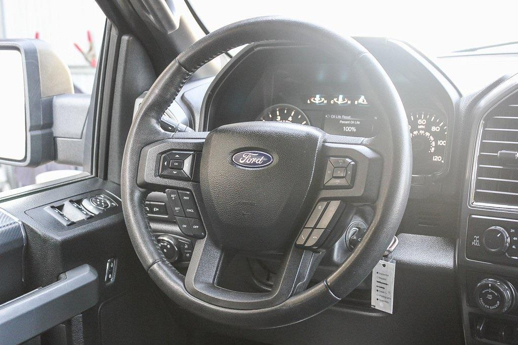 2018 Ford F-150 SuperCrew Cab 4x4, Pickup #HF6053 - photo 14