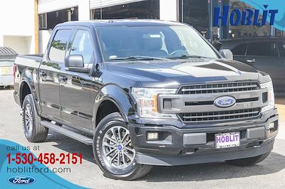 2018 Ford F-150 SuperCrew Cab 4x4, Pickup #HF6053 - photo 1