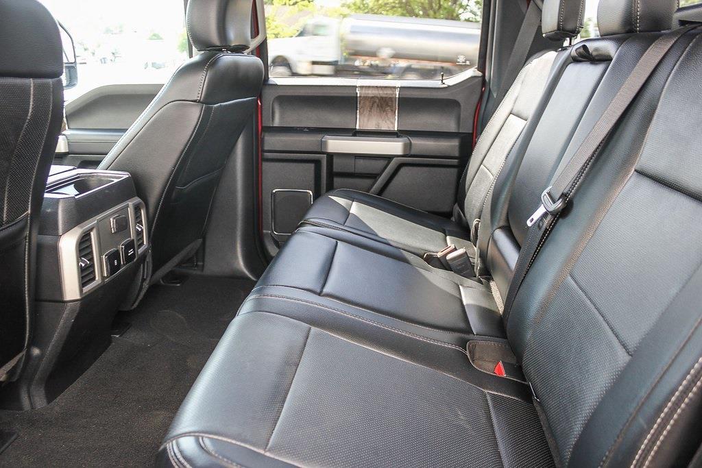 2018 Ford F-350 Crew Cab 4x2, Pickup #HF6058 - photo 17