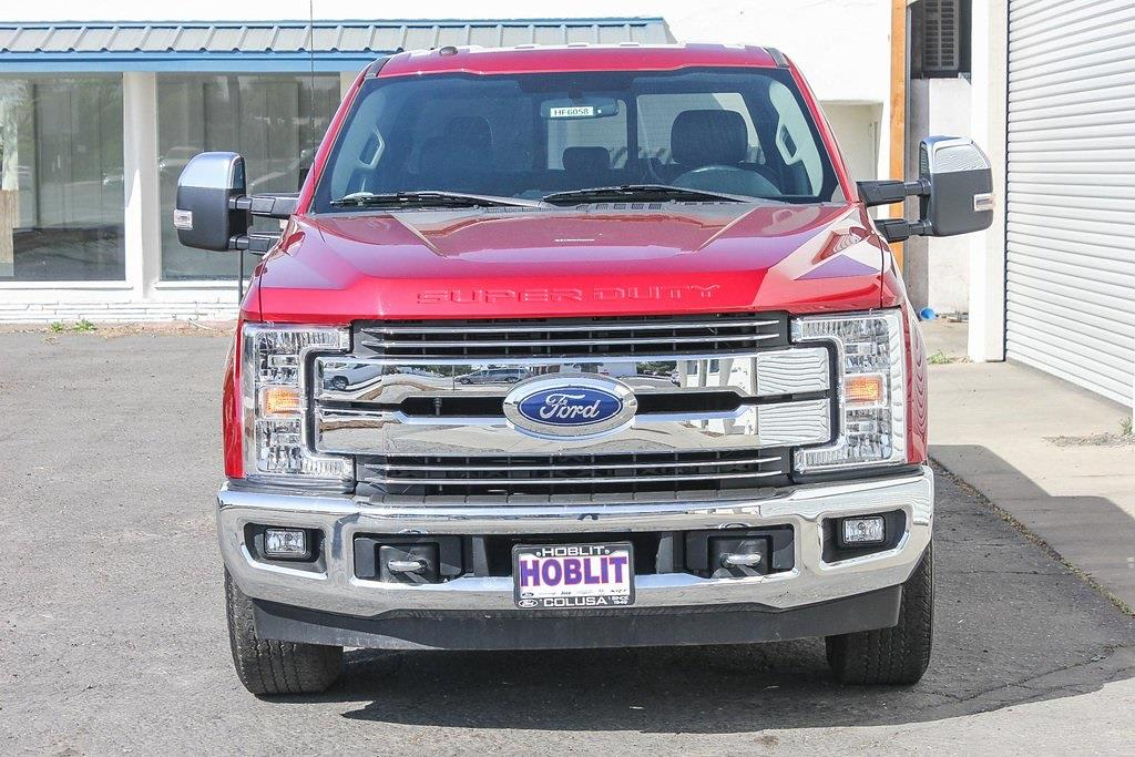 2018 Ford F-350 Crew Cab 4x2, Pickup #HF6058 - photo 4