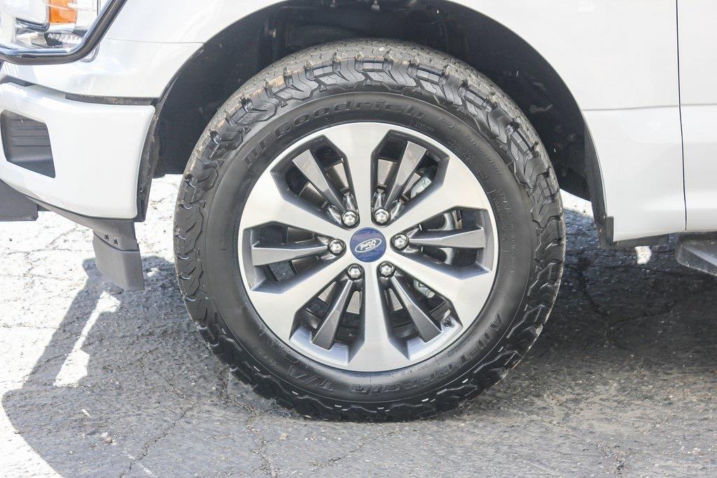 2019 Ford F-150 SuperCrew Cab 4x4, Pickup #HF6060 - photo 9