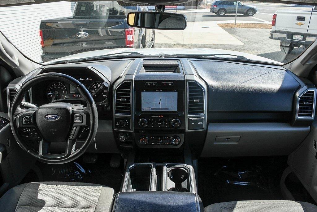 2018 Ford F-150 SuperCrew Cab 4x4, Pickup #HF6061 - photo 11