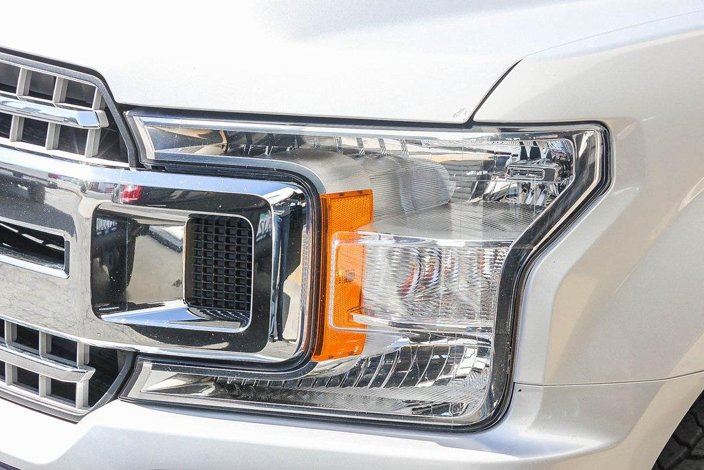 2018 Ford F-150 SuperCrew Cab 4x4, Pickup #HF6061 - photo 7