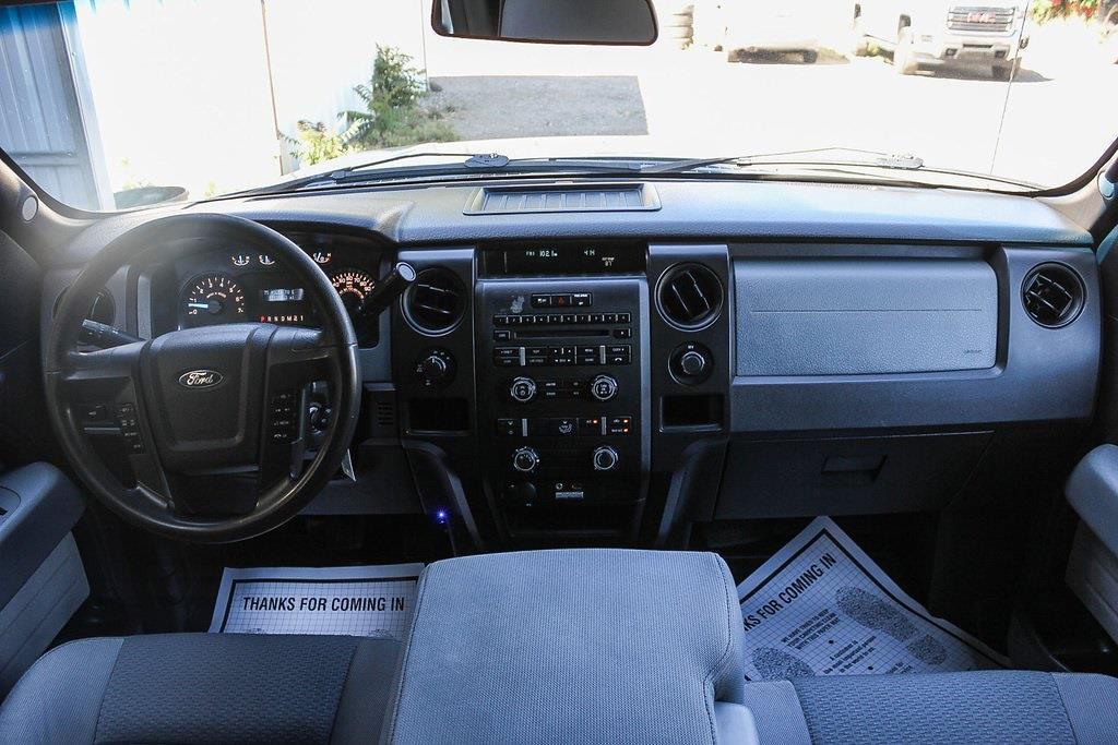 2014 Ford F-150 SuperCrew Cab 4x4, Pickup #HF6064 - photo 11