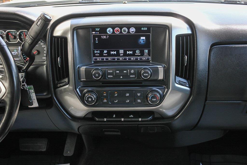 2018 Chevrolet Silverado 1500 Double Cab 4x4, Pickup #HF6072 - photo 10