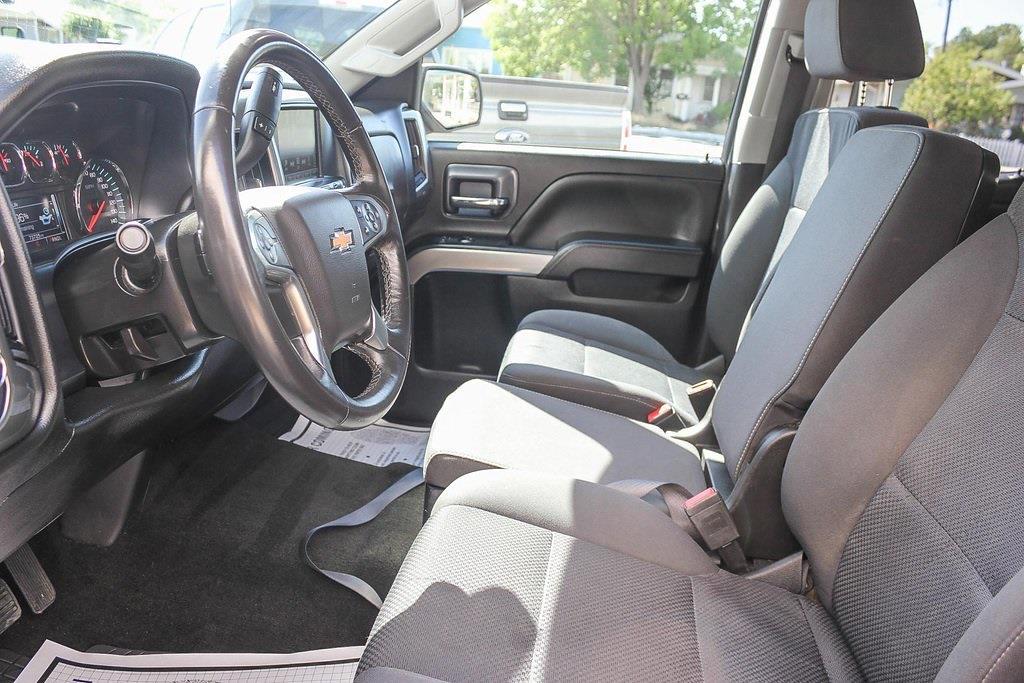 2018 Chevrolet Silverado 1500 Double Cab 4x4, Pickup #HF6072 - photo 14