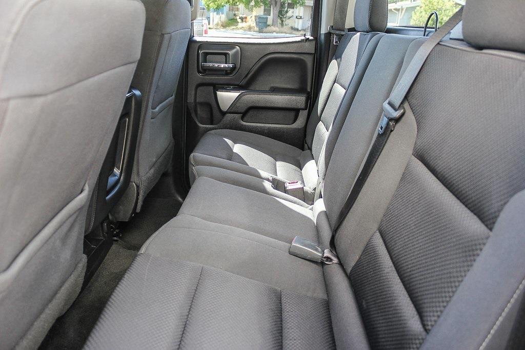 2018 Chevrolet Silverado 1500 Double Cab 4x4, Pickup #HF6072 - photo 15