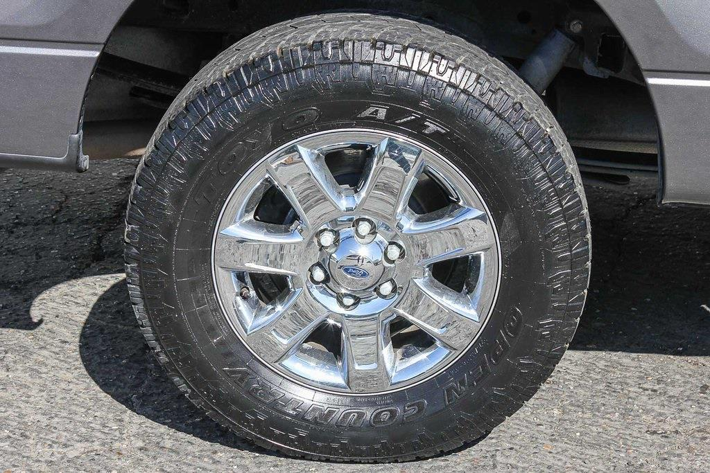 2013 Ford F-150 SuperCrew Cab 4x4, Pickup #HF6084 - photo 10