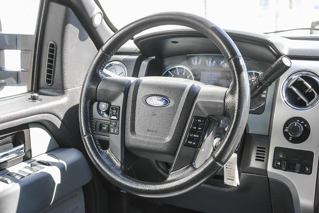2013 Ford F-150 SuperCrew Cab 4x4, Pickup #HF6084 - photo 14
