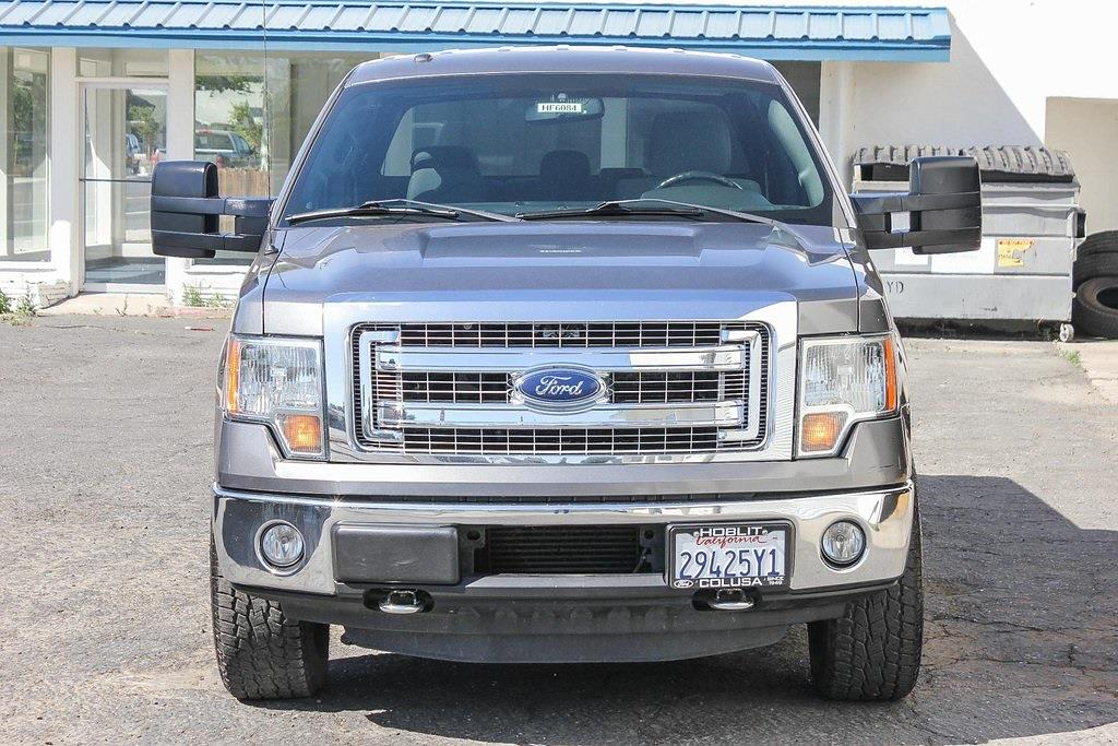 2013 Ford F-150 SuperCrew Cab 4x4, Pickup #HF6084 - photo 4