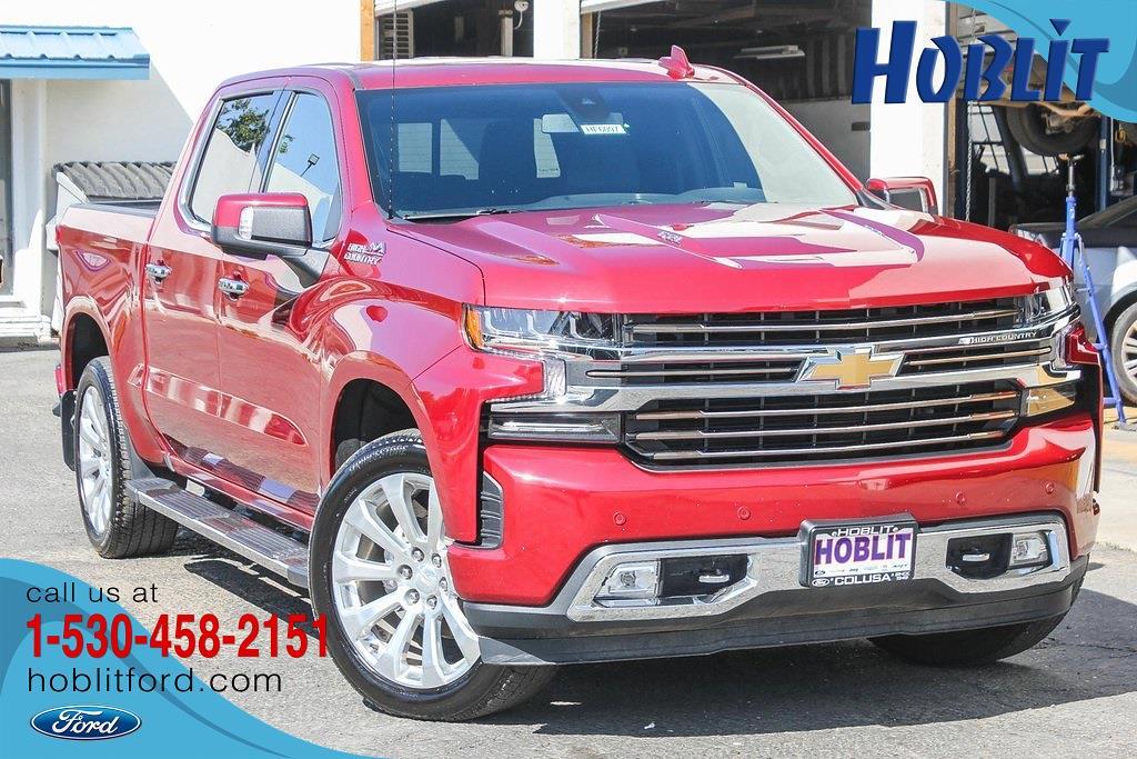 2019 Chevrolet Silverado 1500 Crew Cab 4x4, Pickup #HF6097 - photo 1