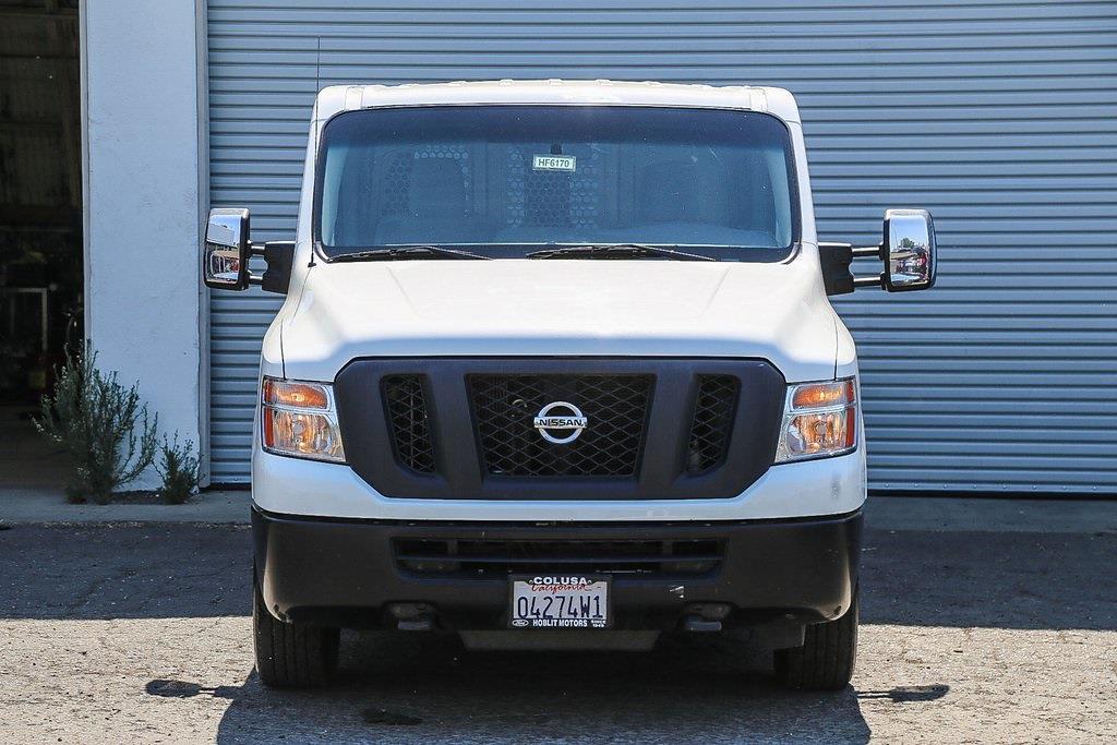2015 Nissan NV2500 Standard Roof 4x2, Empty Cargo Van #HF6170 - photo 1