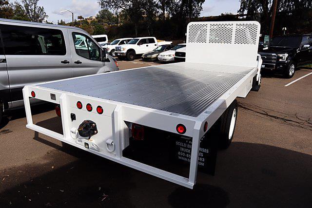 2021 Ford F-650 Regular Cab DRW 4x2, Scelzi Platform Body #00210148 - photo 1
