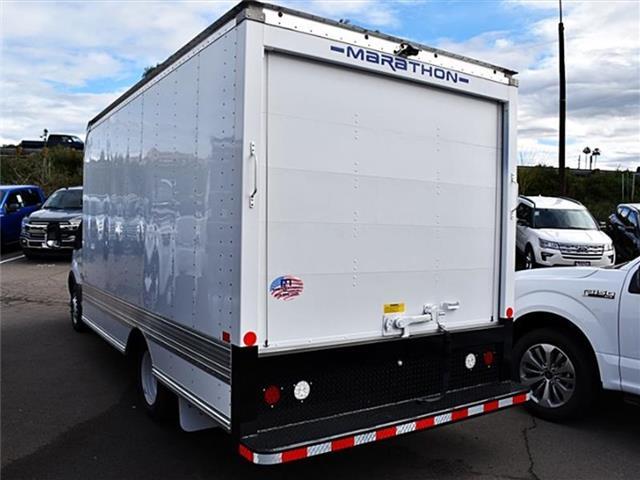 2018 Transit 350 HD DRW 4x2,  Marathon Dry Freight #00382001 - photo 1